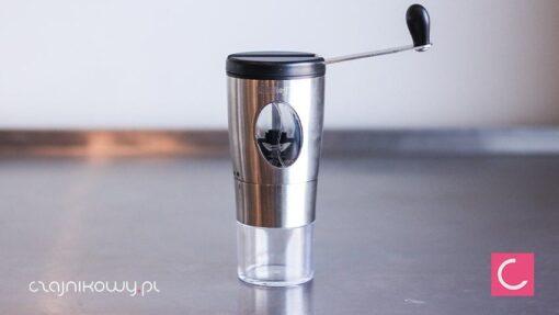 Młynek do kawy ręczny King Hoff 1024