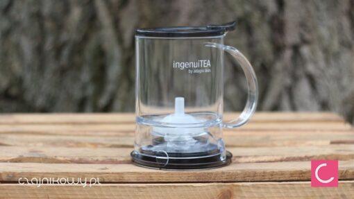Najlepszy dzbanek do herbaty IngenuiTEA 2