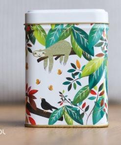 Puszka na herbatę leniwe leniwce 100g