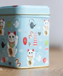 Puszka na herbatę Lucky Cat 50g