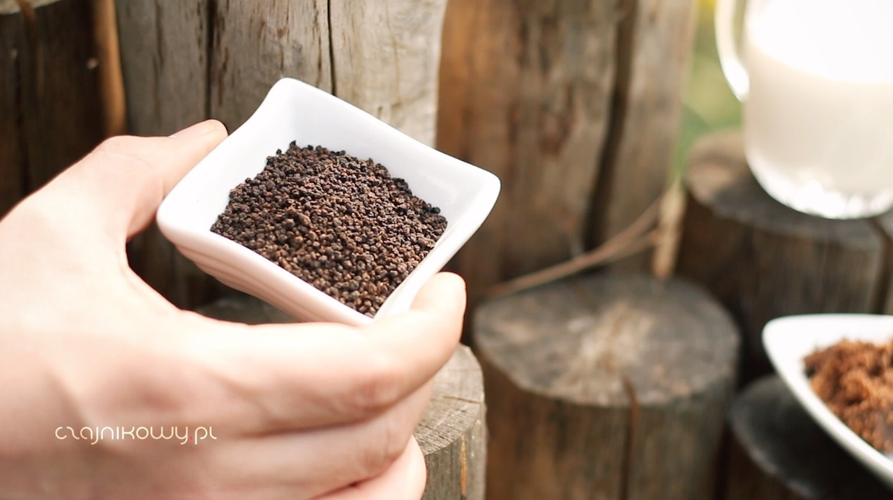 Przepis na Doodh Pati Chai: herbata Assam