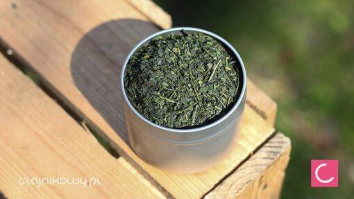 Herbata zielona japońska Haru Honoka Yamecha