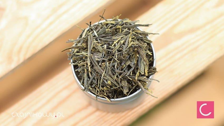 Herbata zielona wietnamska Vietnam Rainforest Sencha Tam Doung