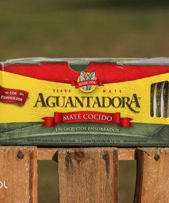 Yerba mate Aguantadora w torebkach ekspresowa