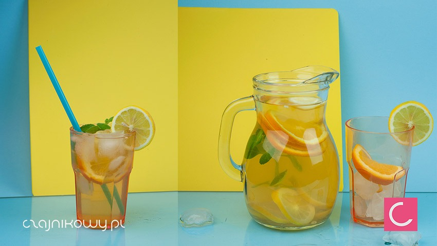 Zestaw 5x herbata owocowa bez hibiskusa
