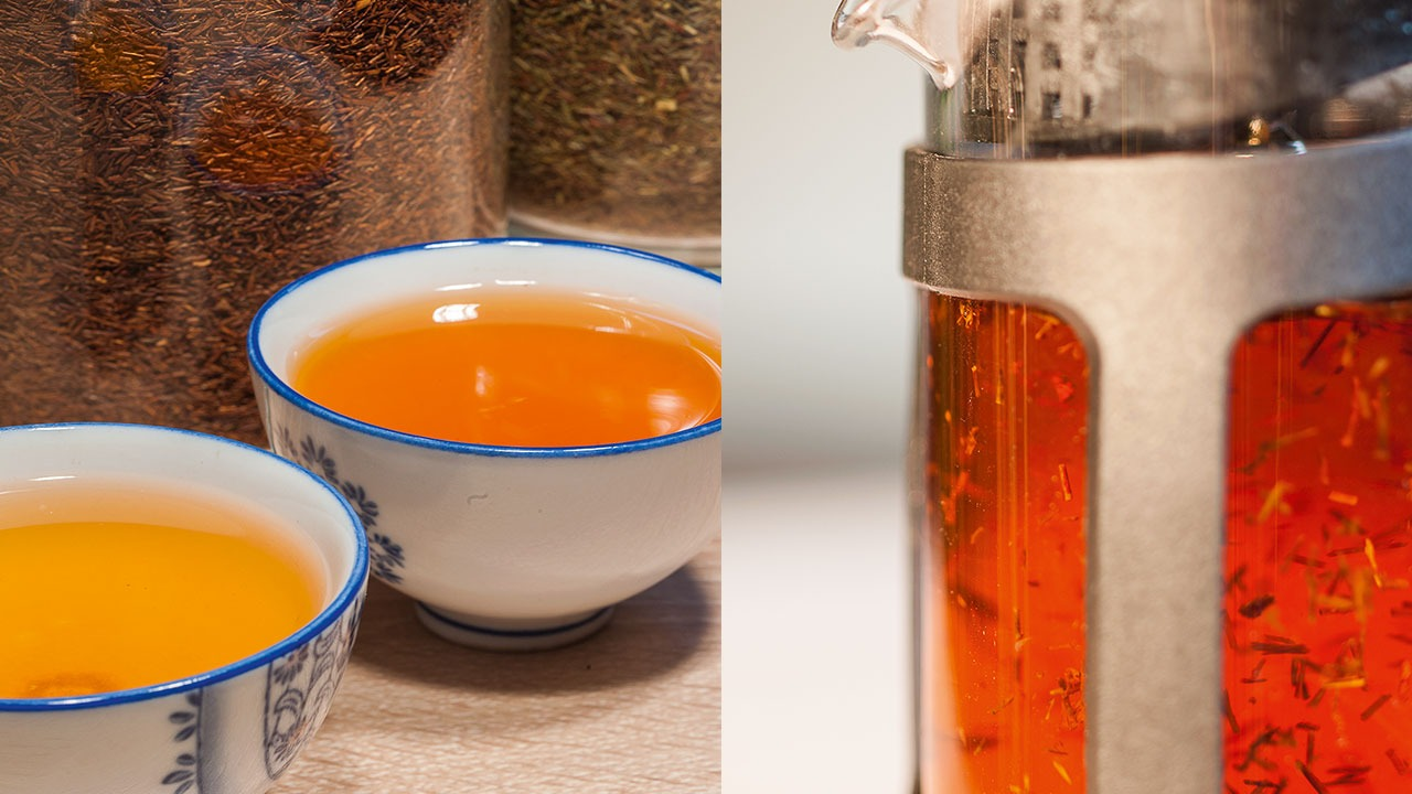 Rooibos tea: właściwości, działanie, teina