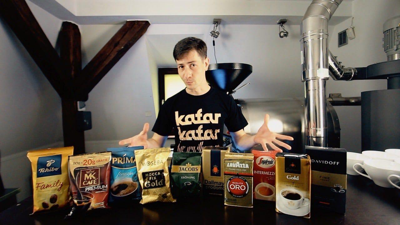 Test najpopularniejszej kawy z marketu