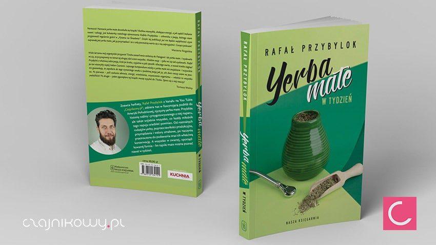 Książka Yerba mate w tydzień, autor: Rafał Przybylok