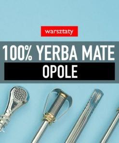 100% yerba mate 10 sierpnia 2019, 17:00 (Opole)