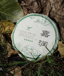 Herbata czerwona pu-erh beeng cha organic raw 100g organiczna