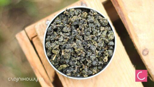 Herbata oolong Alishan Nantou Tajwan 2019