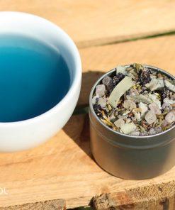 Herbata owocowa Niebieski Kokos