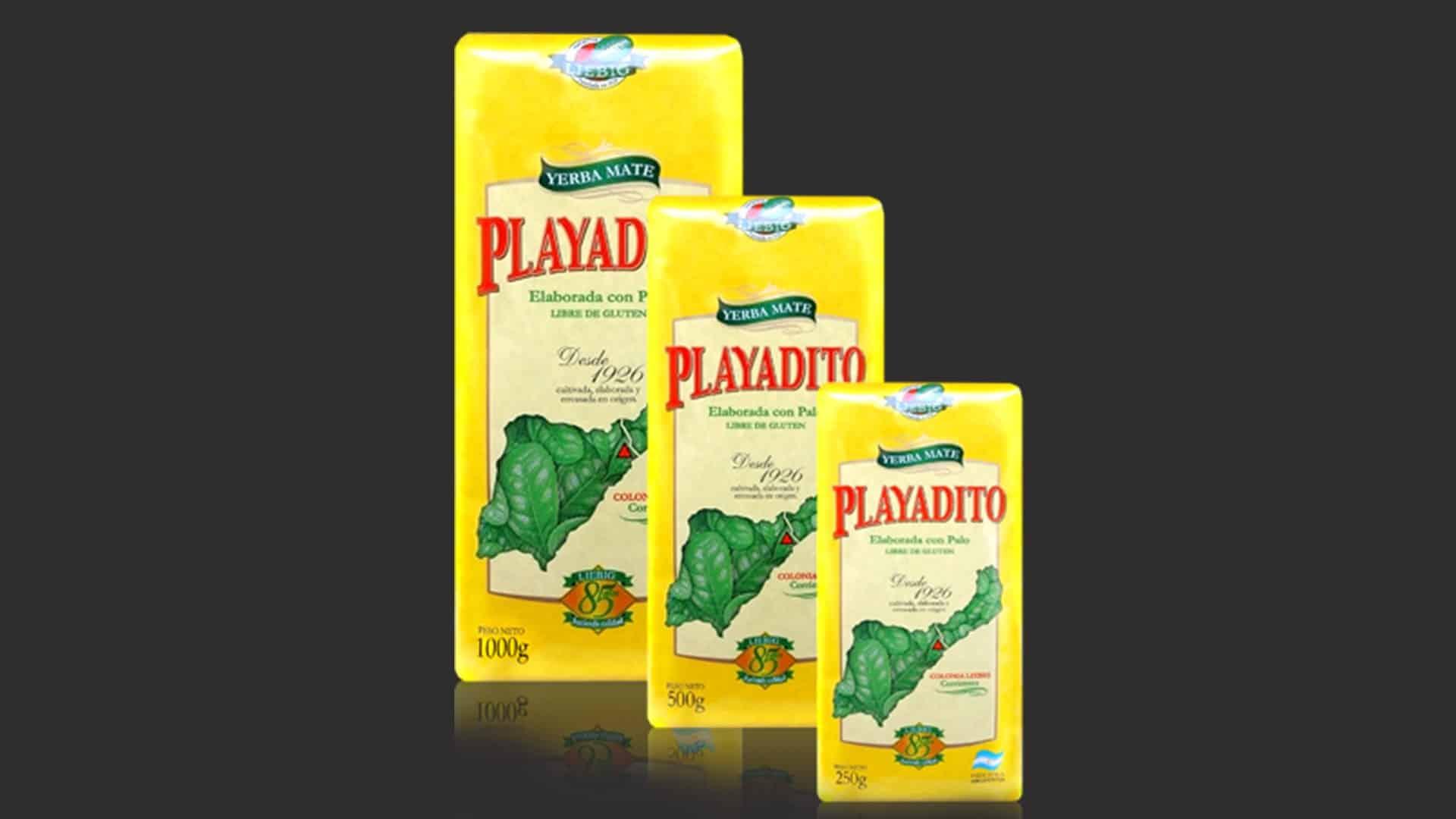 Yerba mate Playadito (materiały producenta)