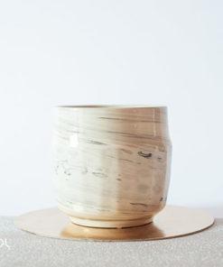 Czarka do herbaty ceramika artystyczna unikat Y1
