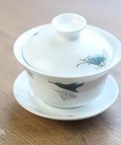 Gaiwan ceramiczny do herbaty Shulian 100ml