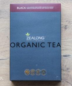 Herbata czarna Zealong z Nowej Zelandii organiczna