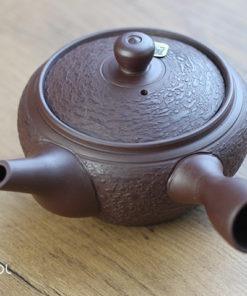 Japoński czajnik do herbaty Kyusu ki-no kawa 230ml