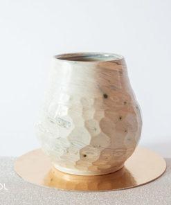 Matero do yerba mate ceramika artystyczna unikat X3