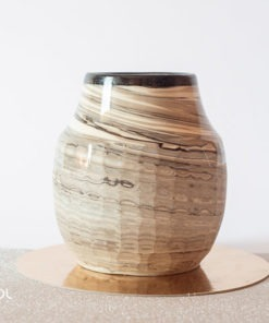 Matero do yerba mate ceramika artystyczna unikat X6