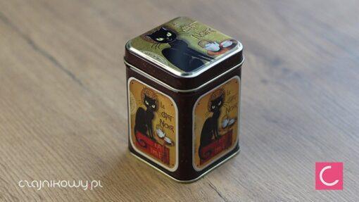 Puszka na herbatę Czarny Kot 50g