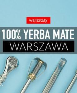 100% yerba mate 16 września 2019, 18:00 (Warszawa)