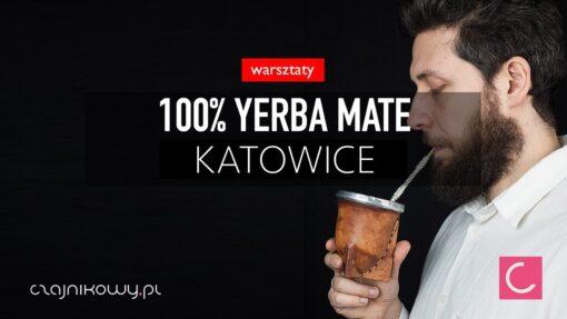100% yerba mate 24 października 2019, 19:00 (Katowice)