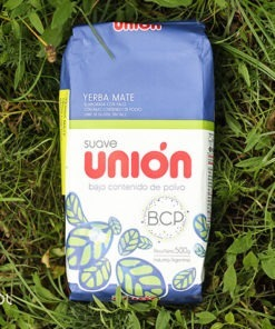 Yerba mate Union Suave low dust 500g