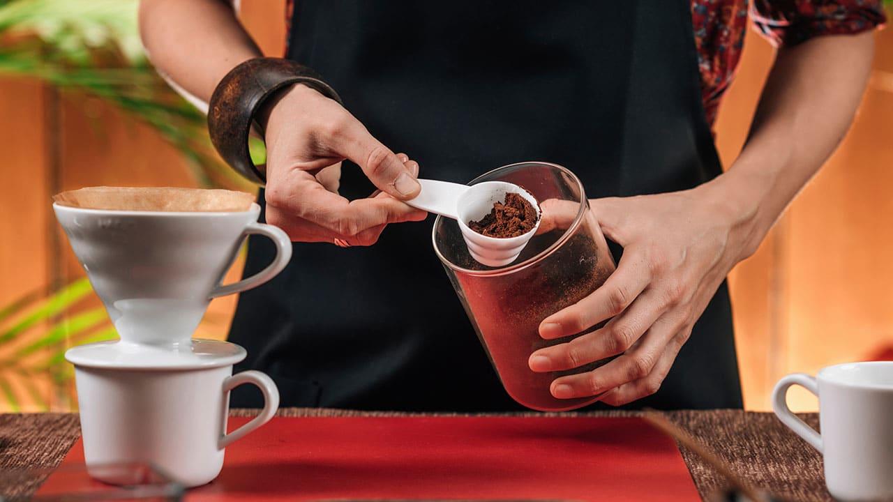 3 rzeczy potrzebne do zaparzenia dobrej kawy