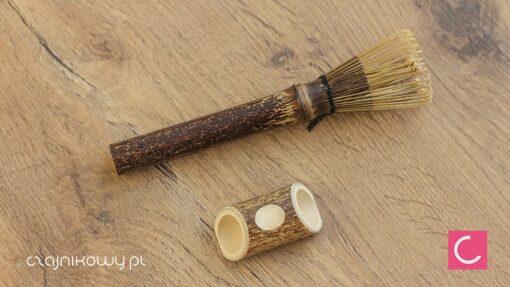 Pędzel, miotełka bambusowa Chasen do herbaty Matcha