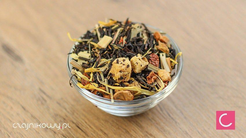 Herbata czarna Waikiki organiczna