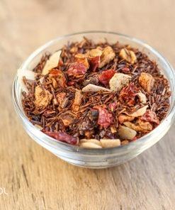 Herbata rooibos malinowo truskawkowa