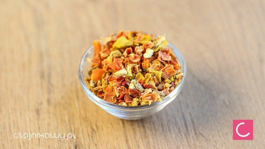 Herbata warzywna dyniowa naturalna