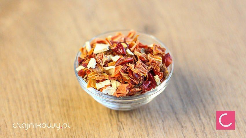 Herbata warzywna paprykowa naturalna