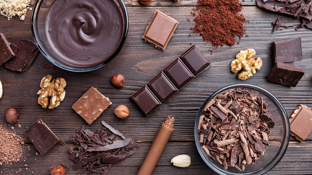 Herbatka z ziaren kakaowca