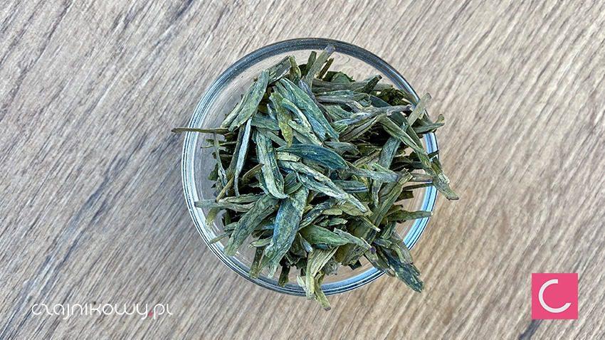 Zielona herbata Ding Gu Da Fang