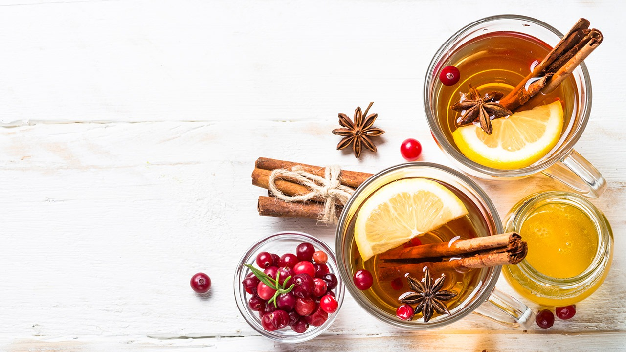 Świąteczna herbata po karaibsku: Sorrel