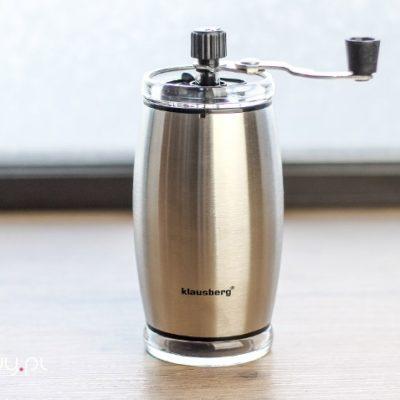 Młynek do kawy ręczny Klausberg 7249