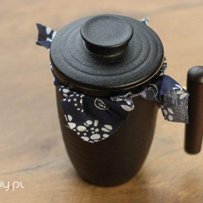 Kubek do parzenia herbaty z zaparzaczem 300ml