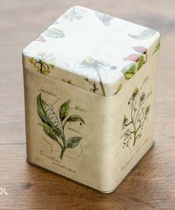 Puszka na herbatę botaniczna 100g