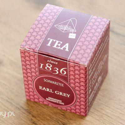 Herbata w torebkach Earl Grey ekspresowa