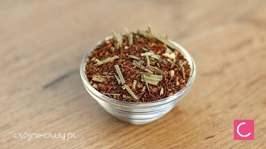 Herbata rooibos Funky Lemon naturalna