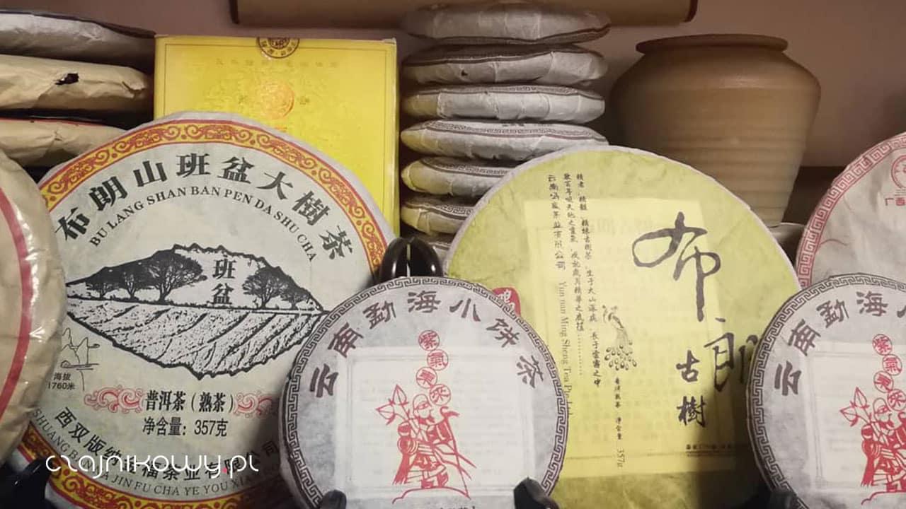 Prowincja Junnan: historia herbaty w Chinach