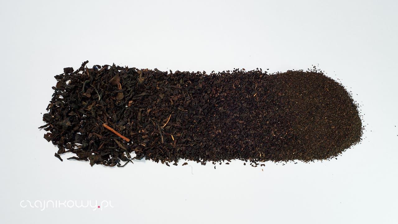 Dlaczego herbata jest gorzka?