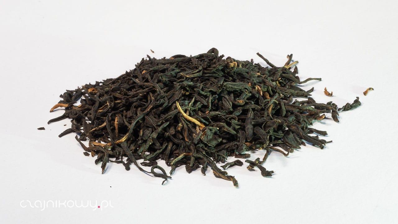 Jak powstała czarna herbata?