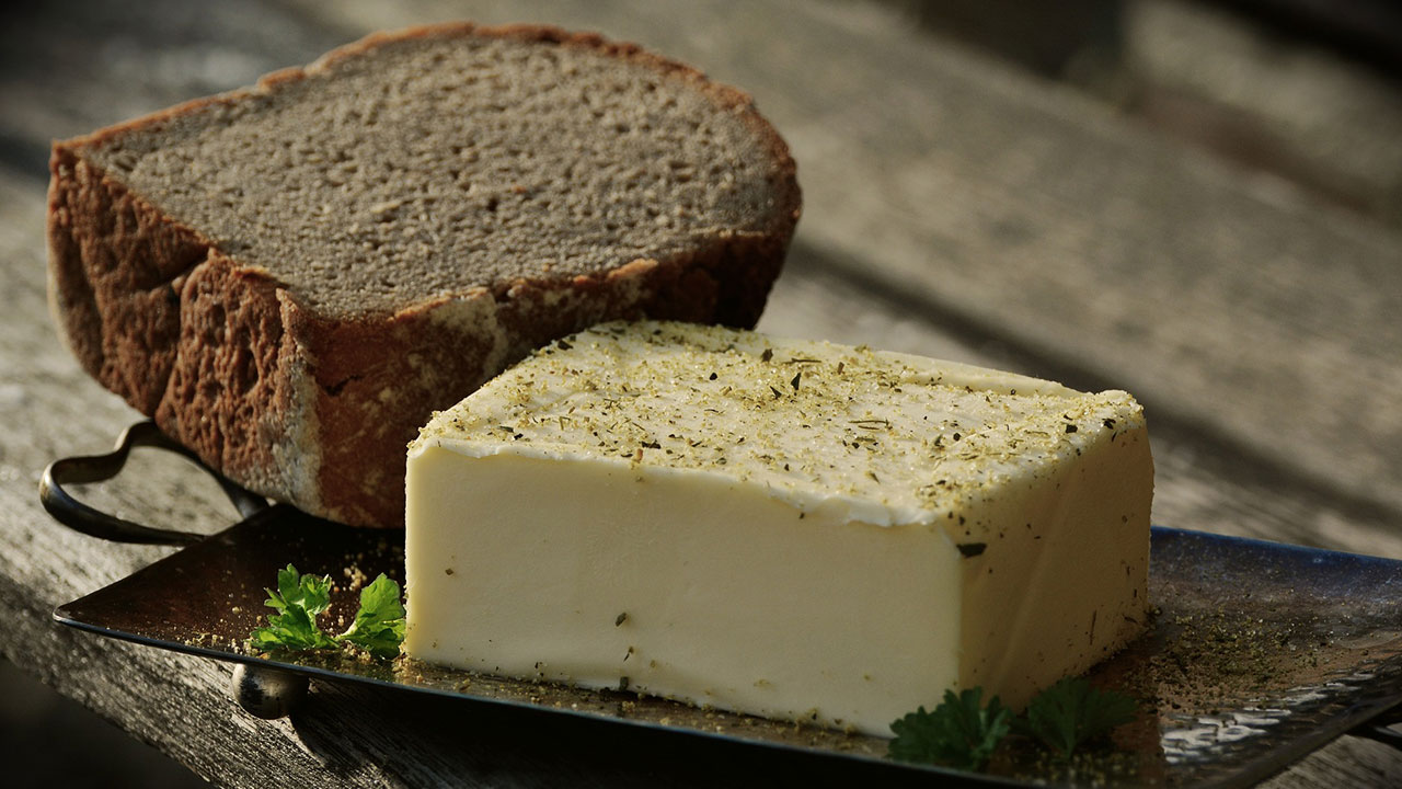 Herbaciane masło