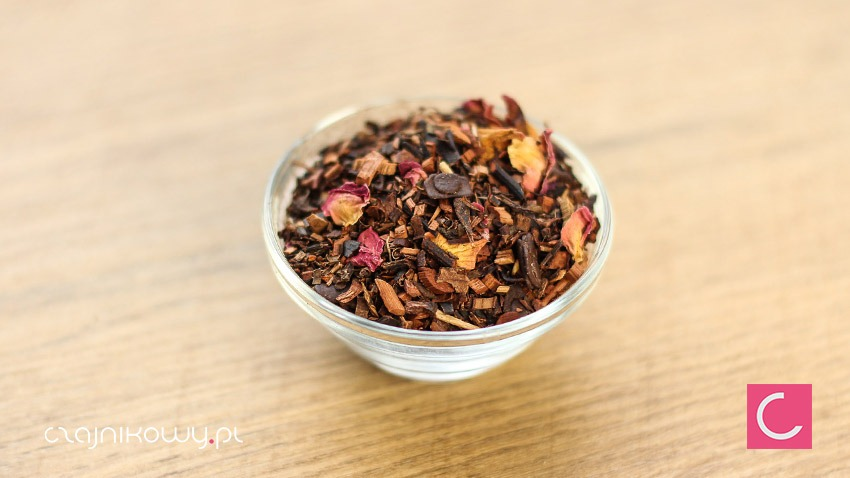 Herbata honeybush ciasto czekoladowe 50g