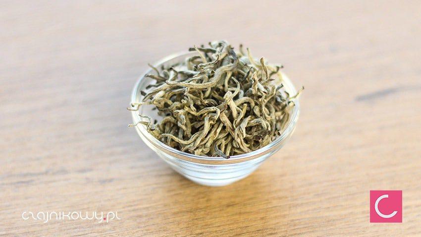 Herbata biała Rwanda Twisted 50g