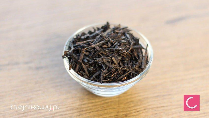 Herbata czarna Black Sencha 50g organiczna