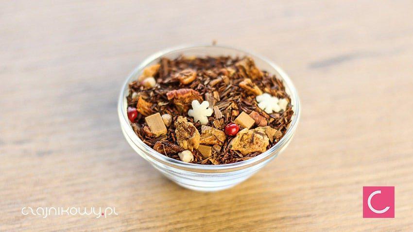 Herbata rooibos korzenne ciasteczko 50g
