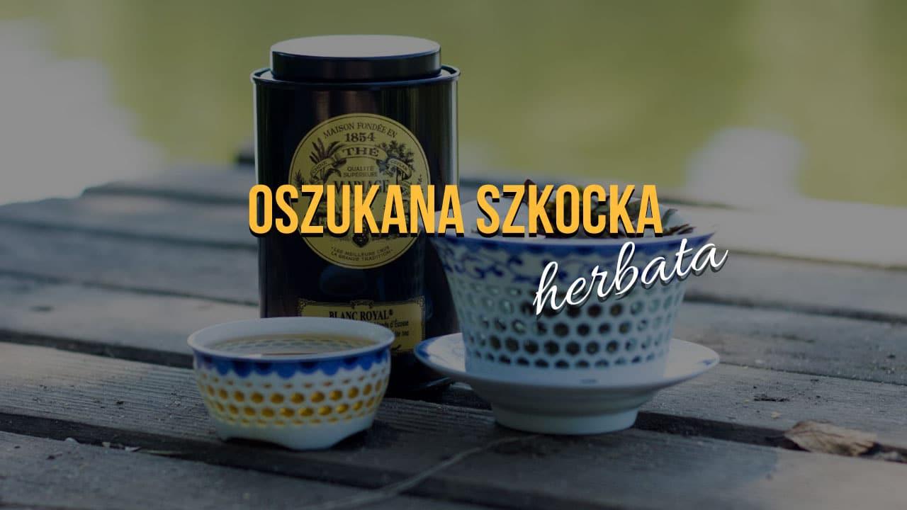 Szkocka herbata za 16 000 PLN okazała się oszustwem. Trwa dochodzenie